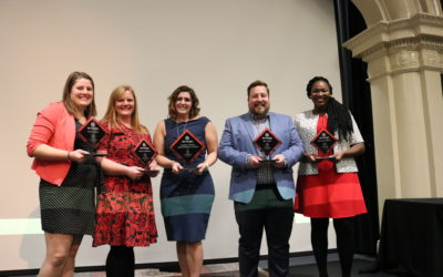 Clinard Named Fond du Lac's Young Professional of the Year
