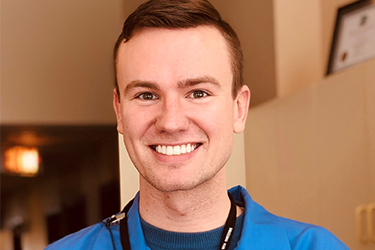 YP of the Month – March 2019: Dr. John Cairns, DMD