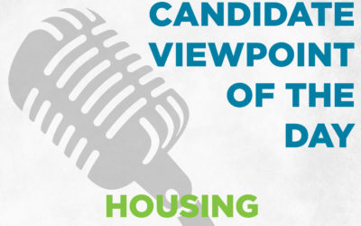 Candidate Viewpoint of the Day: March 30, 2019