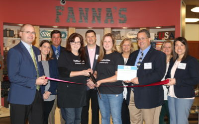 Envision Greater FDL Celebrates Fanna's Market & Eatery Grand Opening