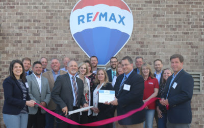 Envision Greater FDL Celebrates RE/MAX Heritage's New Location