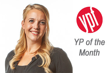 YP of the Month – June 2019: Amber Bodart