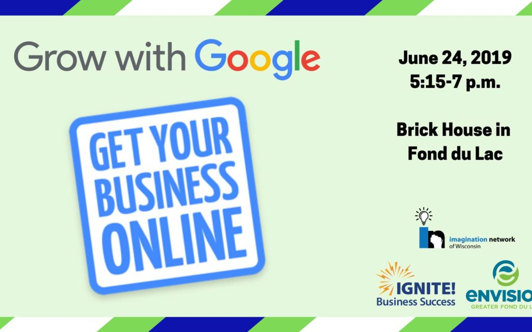 Grow with Google on June 24
