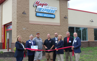 Envision Greater FDL Welcomes Magic Car Wash Express
