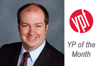 YP of the Month – September 2019: Zac Olson