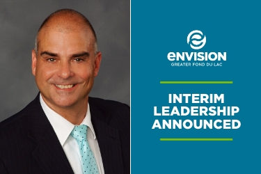 Envision Greater Fond du Lac Announces Interim Leadership