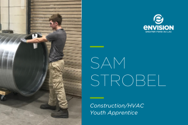 Youth Apprentice of the Month – November 2019: Sam Strobel