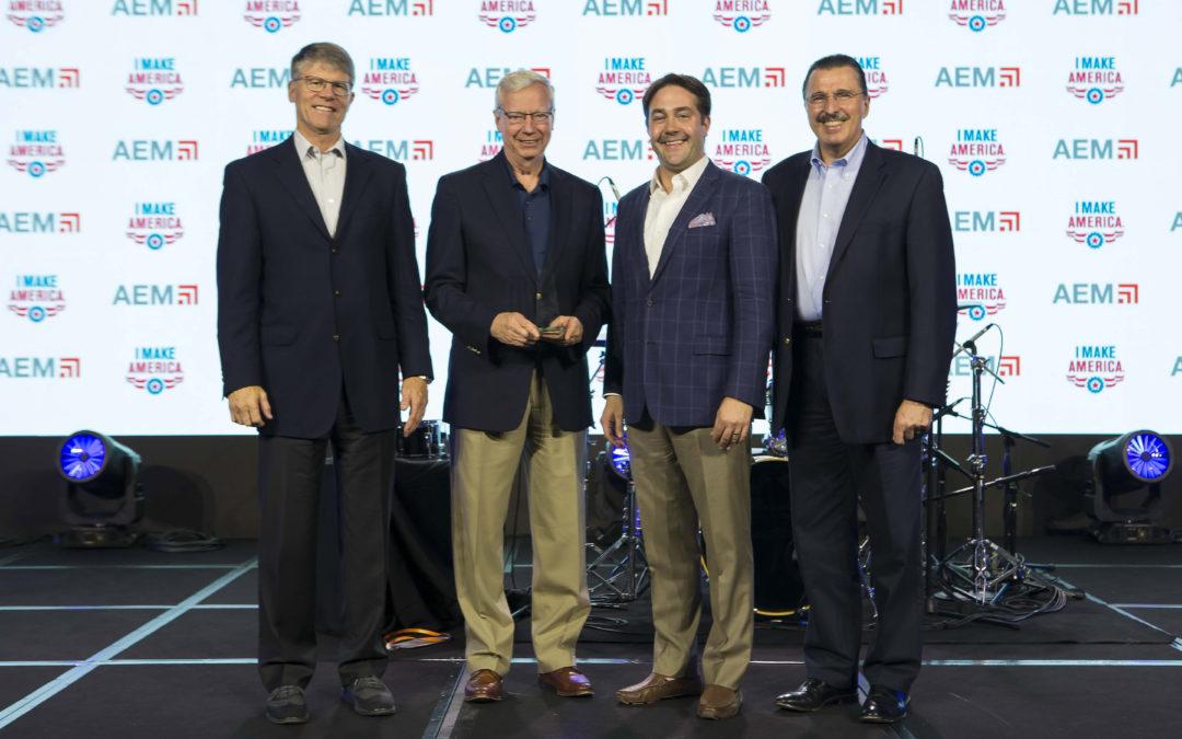Kondex Receives AEM Advocates Program Gold Award