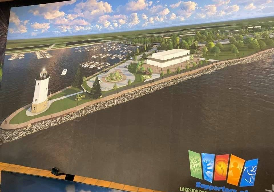 Envision Greater Fond du Lac Supports Lakeside Park Plan