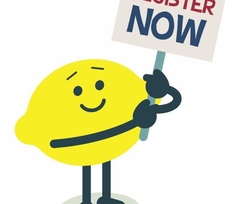 Lemonade Day Student Registration Now Open February 1 – March 31