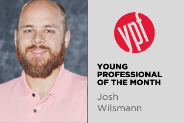 February 2020 YP of the Month: Josh Wilsmann