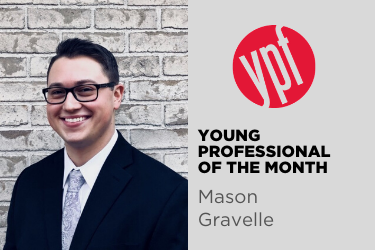 March 2020 YP of the Month: Mason Gravelle