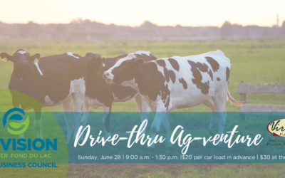 Envision Greater Fond du Lac's Agri-Business Council to offer a Drive-Thru Ag-Venture event