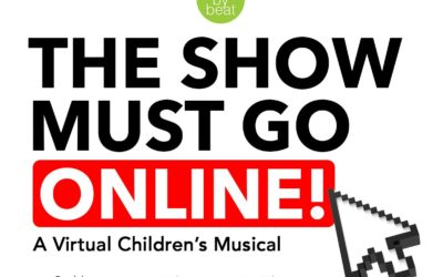 "THELMA takes theatre camp virtual with ""The Show Must Go Online"""