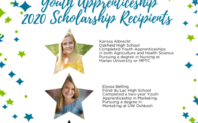 Envision Greater Fond du Lac awards Youth Apprenticeship Scholarships