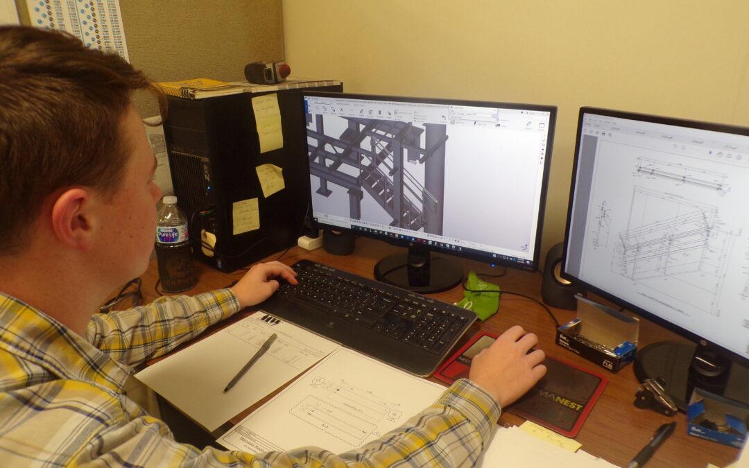 Manufacturing Month: Youth Apprenticeship Jared Ott