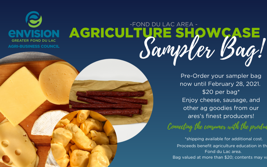 Envision Greater Fond du Lac's Agri-Business Council to host alternative Agricultural Showcase
