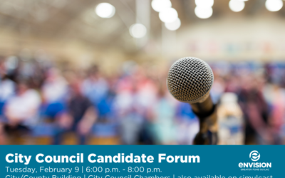 Envision Greater Fond du Lac to host City Council Candidate Forum