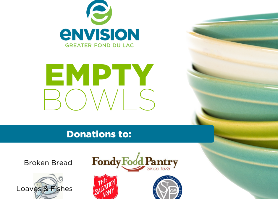 Empty Bowls 2020 Raises more than $4,000 for area food pantries