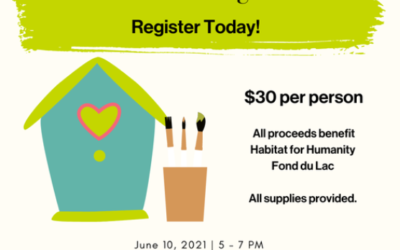 Habitat for Humanity offers event to benefit organization