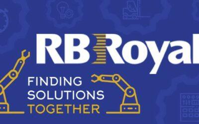New Chief Executive Officer at RB Royal