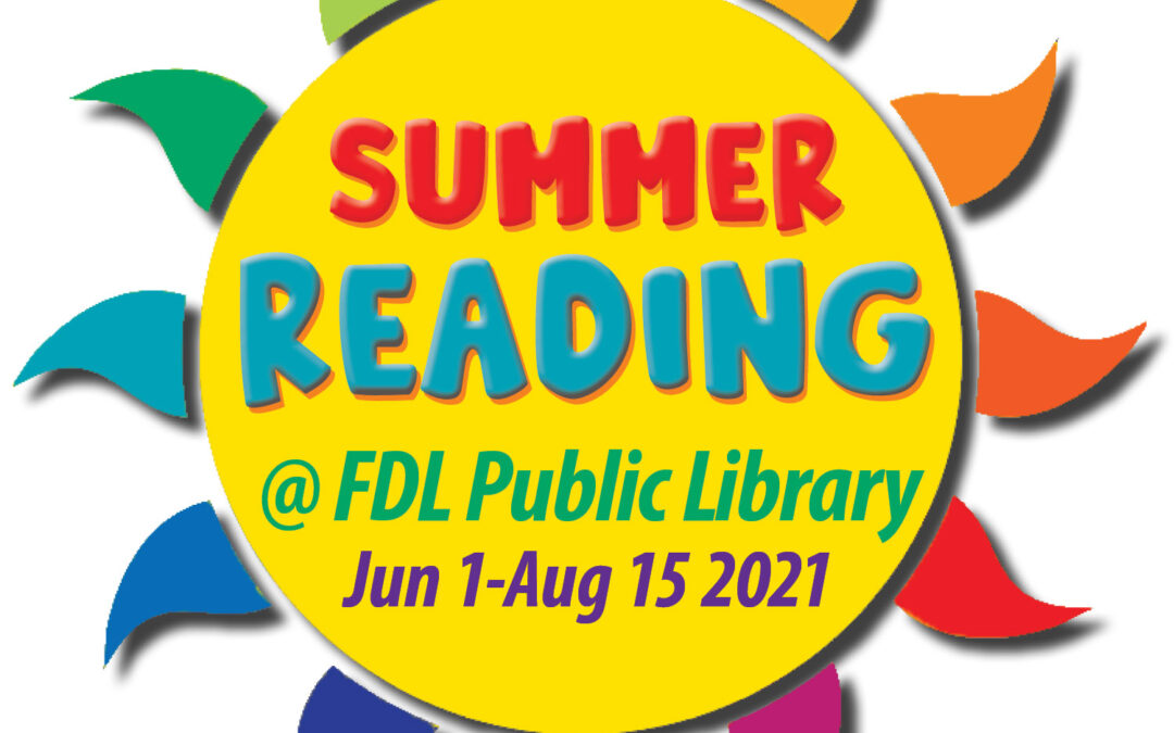 Prizes, reading and fun start now with Summer Reading